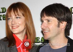 Judy Greer and Josh Hamilton