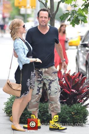 Dean Winters is seen out and about in Soho New York City, USA - 29.07.12
