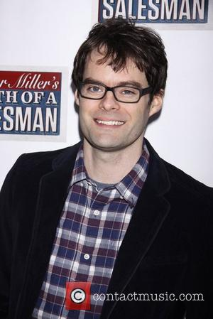 Bill Hader  Broadway opening night of 'Death Of A Salesman' at the Ethel Barrymore Theatre - Arrivals.  New...