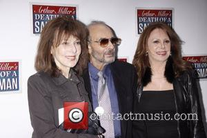 Elaine May, Marlo Thomas and Stanley Donen