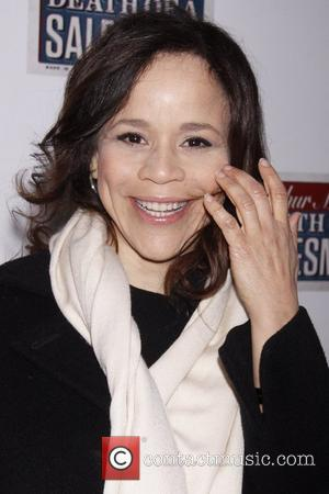 Rosie Perez Was Mourning Dad's Death During Pineapple Express Shoot