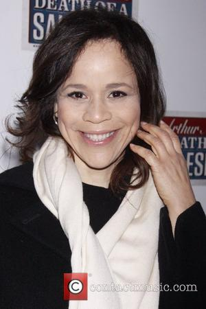 Rosie Perez Broadway opening night of 'Death Of A Salesman' at the Ethel Barrymore Theatre - Arrivals. New York City,...