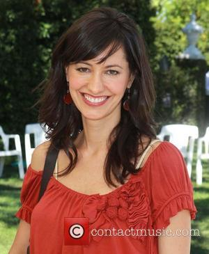 Charlene Amoia  Debbie Durkin's 6th Annual Eco Emmys Gifting Suite held at a private residence in Hancock Park Los...