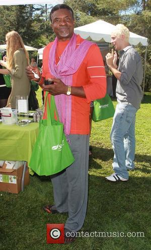 Keith David  Debbie Durkin's 6th Annual Eco Emmys Gifting Suite held at a private residence in Hancock Park Los...