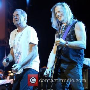 Deep Purple and O2 Arena