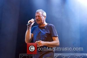 Ian Gillan,  of Deep Purple performing at the Heineken Music Hall.  Amsterdam, the Netherlands - 04.12.12
