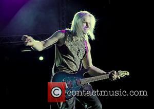 Steve Morse of Deep Purple performing at Manchester MEN Arena on their UK tour  Manchester, England - 29.11.11