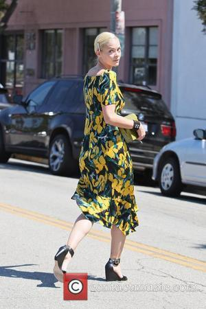 Actress Jamie King heads to her car after leaving her stylists office in Beverly Hills Los Angeles, California- 13.09.12