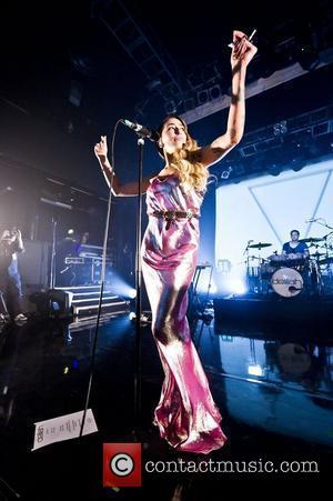 Delilah performing live at Koko London, England - 24.04.12