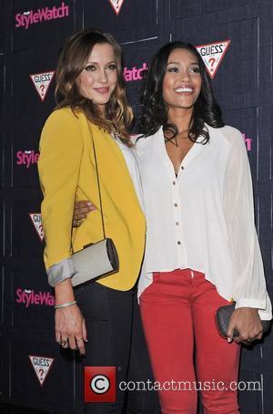 Katie Cassidy and Annie Ilonzeh