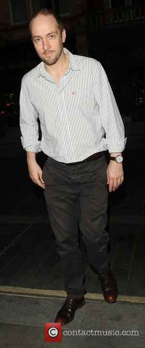 Illusionist, mentalist and hypnotist, Derren Brown out and about in Mayfair London, England - 20.08.12