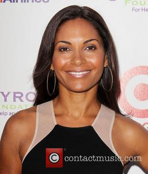 Salli Richardson-Whitfield 14th Annual DesignCare Event to benefit the HollyRod Foundation held at a Private Residence Malibu, California - 21.07.12