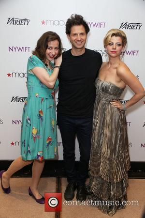 Kristen Schaal, Bennett Miller and Macy's