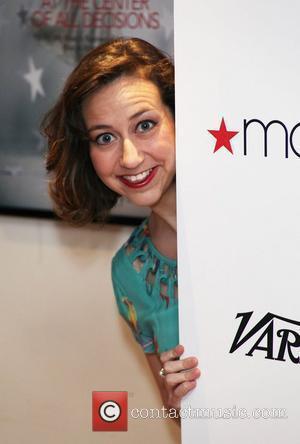 Kristen Schaal and Macy's