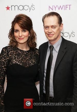 Tina Fay, Steve Buscemi  NYWIFT's 13th Annual Designing Women Awards held at Macy's - Arrivals  New York City,...