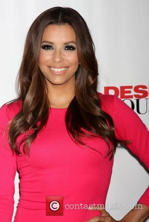 Eva Longoria 'Desperate Housewives' finale party held at the W Hotel Los Angeles, California - 29.04.12