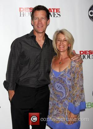 James Denton, Erin O'Brien Denton 'Desperate Housewives' finale party held at the W Hotel Los Angeles, California - 29.04.12