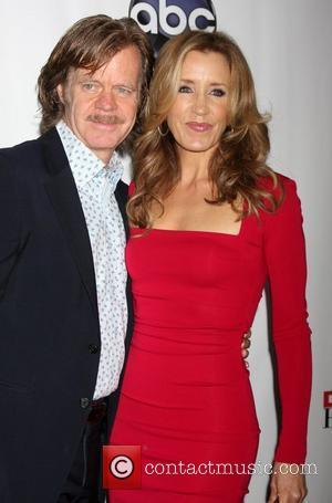 William H. Macy, Felicity Huffman 'Desperate Housewives' finale party held at the W Hotel Los Angeles, California - 29.04.12