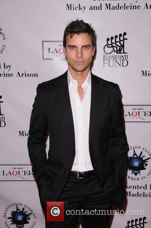 Colin Egglesfield attends  Destination Fashion 2012 To Benefit The Buoniconti Fund To Cure Paralysis Miami, Florida- 10.11.12