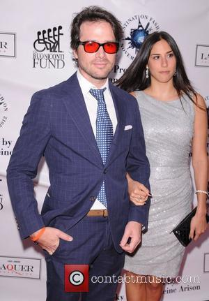 Matthew Settle and Maria Alfonsin  attends  Destination Fashion 2012 To Benefit The Buoniconti Fund To Cure Paralysis Miami,...