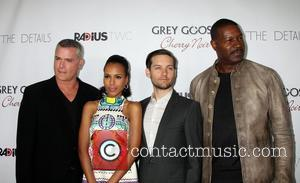 Ray Liotta, Kerry Washington, Tobey Maguire and Dennis Haysbert