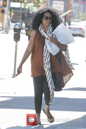 Diana Ross  seen out and about  Los Angeles, California - 27.06.12