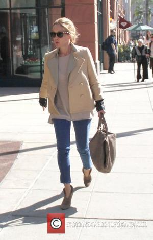 Diane Lane leaves a medical building in Beverly Hills. Los Angeles, California - 18.01.12