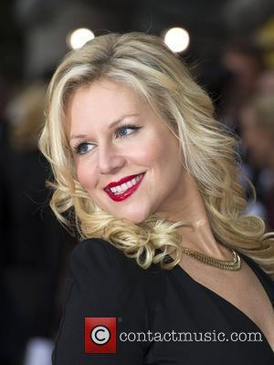 Abi Titmuss and Royal Festival Hall