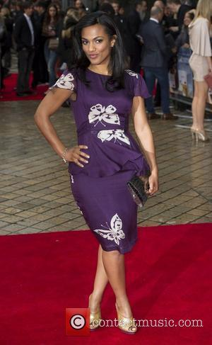 Freema Agyeman UK premiere of 'The Dictator' held at the Royal Festival Hall - Arrivals London, England - 10.05.12