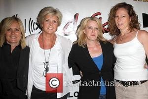 Mariah Henson, Meredith Baxter and Suzanne Westenhoefer Dinah Shore Club Skirt 2012 Day 1 held at The Riviera Resort and...