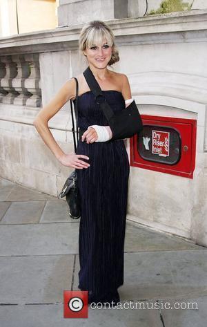 Nikki Grahame  Dine With Pride - Gala Dinner held at The Langham Hotel  London, England - 05.07.12