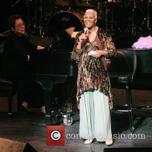 Dionne Warwick  performing live at a Charity Concert for St. Ignatius Nursing Home  Philadelphia, Pennsylvania - 24.04.12