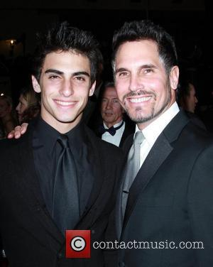 Adam Gregory and Don Diamont 64th Annual Directors Guild of America Awards held at The Grand Ballroom - Arrivals Los...