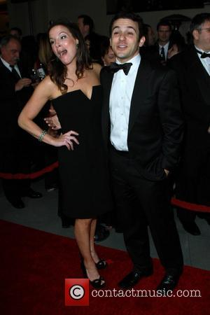 Fred Savage and Jennifer Stone Savage 64th Annual Directors Guild of America Awards held at The Grand Ballroom - Arrivals...