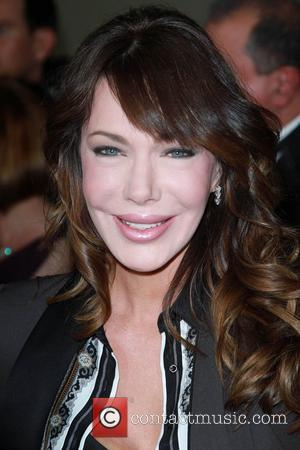 Hunter Tylo 64th Annual Directors Guild of America Awards held at The Grand Ballroom - Arrivals Los Angeles, California -...