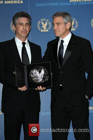 George Clooney and Alexander Payne 64th Annual Directors Guild of America Awards held at The Grand Ballroom - Press Room...