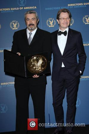 Jon Cassar, Gary Oldman and Directors Guild Of America