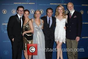 Berenice Bejo, James Cromwell, Jean Dujardin, Missi Pyle, Penelope Ann Miller and Directors Guild Of America