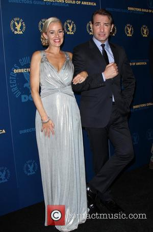 Penelope Ann Miller and Jean Dujardin 64th Annual Directors Guild of America Awards held at The Grand Ballroom - Press...