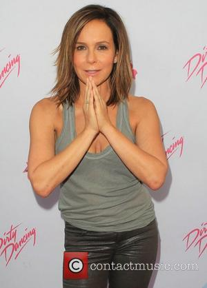 Jennifer Grey The 25th anniversary of Lionsgate's 'Dirty Dancing' at Grauman's Chinese Theatre  Hollywood, California - 21.08.12