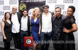 Kimberly Senior, Ayad Akhtar, Omar Maskati, Heidi Armbruster, Erik Jensen, Aasif Mandvi and Karen Pittman