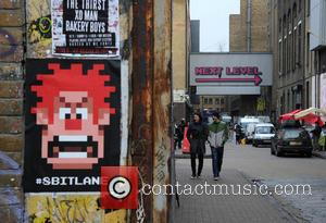 Disney, Bit Lane, London's Brick Lane, The, Wreck-it Ralph and February