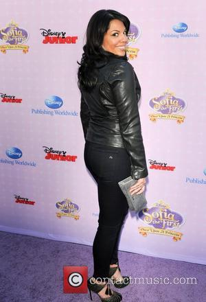 Sara Ramirez Red Carpet Premiere of 'Sofia The First' held at The Walt Disney Studios  Burbank, California - 10.11.12...
