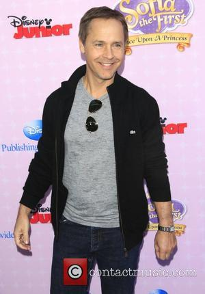 Chad Lowe Los Angeles premiere of Disney Channel's 'Sofia The First: Once Upon a Princess' at The Walt Disney Studios...