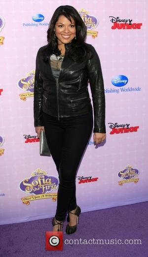 Sara Ramirez Los Angeles premiere of Disney Channel's 'Sofia The First: Once Upon a Princess' at The Walt Disney Studios...