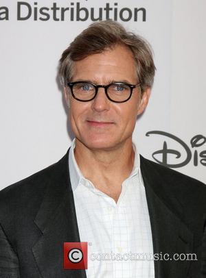 Henry Czerny ABC/Disney International Upfronts held at Walt Disney Studios Lot Burbank, California - 20.05.12