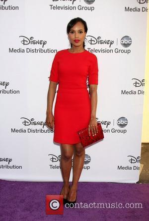 Kerry Washington Shocked By 'Scandal's' Twists And Turns