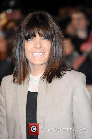 Claudia Winkleman and Empire Leicester Square