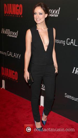 Olivia Wilde, Django Unchained Premiere