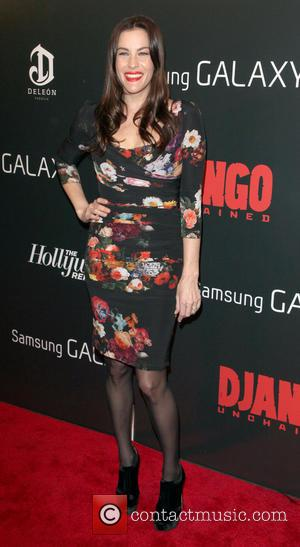 The Weinstein Company Presents, Django Unchained, Quentin Taratino, Zeigfeld Theater and Liv Tyler